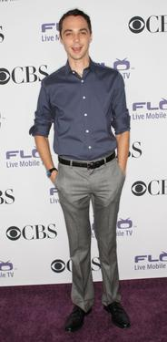 Jim Parsons at the CBS Comedies&#39; Season Premiere Party.